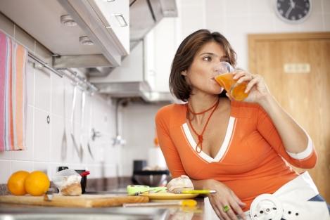 Правильная диета для похудения живота и боков