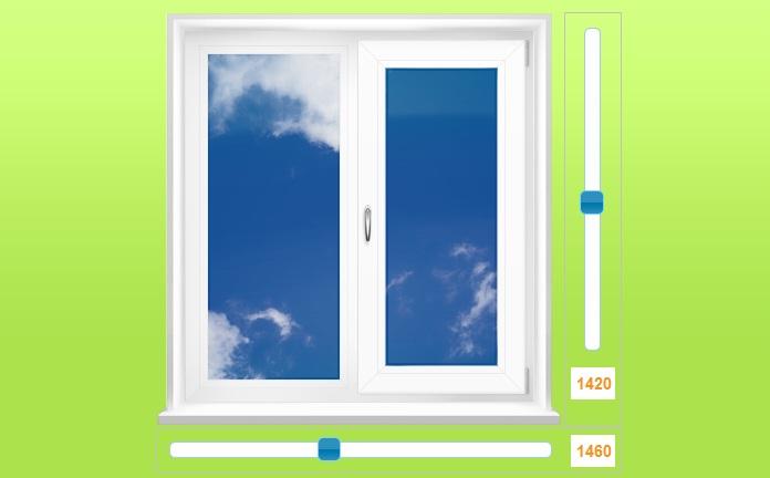 Окна пластиковые рассчитать из чего складывается расчёт стои.