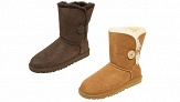 Угги UGG Australia Classic Short и UGG Australia Bailey Button от интернет-магазина Power System