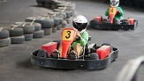 1 или 2 десятиминутных заезда на карте на закрытой трассе в Red Karting Club