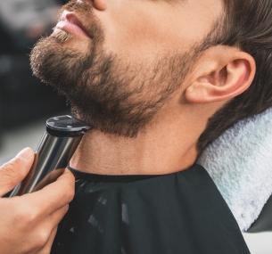 Мужская или детская стрижка, моделирование бороды вцентре здоровья икрасоты «Ева»