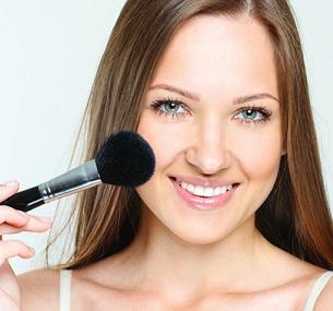 Экспресс макияж для фото 11