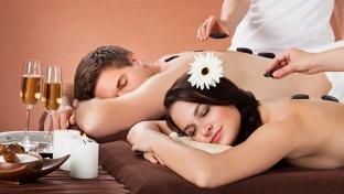 Купон на тайский массаж. Сеанс традиционного тайского или стоун-массажа для одного или двоих в салоне «Цигун» -68% - купон в Екатеринбурге