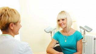 Обследование у гинеколога