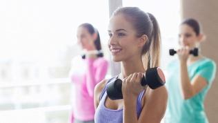 Занятия фитнесом навыбор