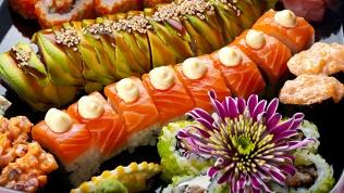 Доставка «Манга-суши»