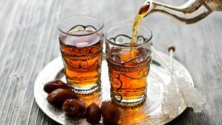 Паровой коктейль и чай