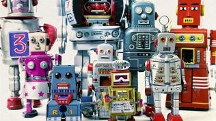 Робот с управлением