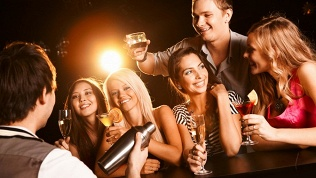 Пенная вечеринка