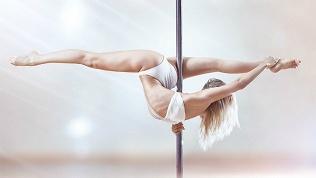 Занятия Pole Dance