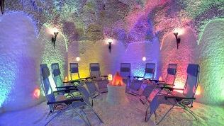 Посещения соляной пещеры