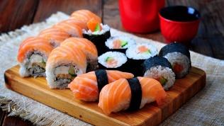 Доставка еды «Япона мама»