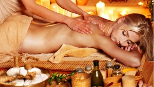 Комплекс массажа навыбор