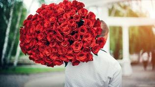 Букет цветов на выбор