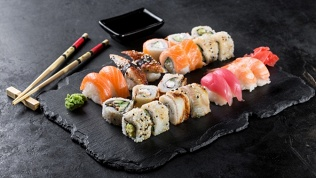 Ресторан «Сушимания»