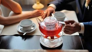 Чай идесерт вэтно-кафе