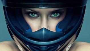Заезд намотоцикле