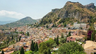 Тур наСицилию