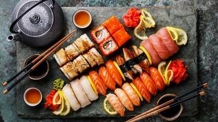 Доставка «Кушай суши»