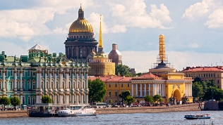 Отдых в Санкт-Петербурге