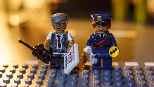 Лего-выставка
