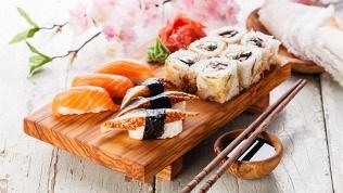 Суши-сеты, шашлык