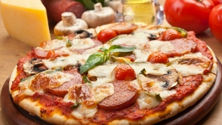 Пицца навыбор