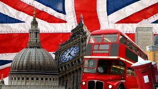 Тур вВеликобританию