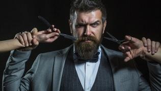 Стрижка, коррекция бороды