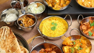 Индийское кафе «Аромасс»