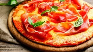 Пицца откафе Cinnabon