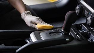 Химчистка салона машины
