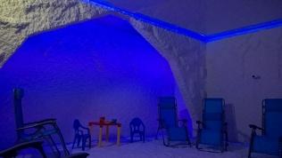 Посещение соляной пещеры