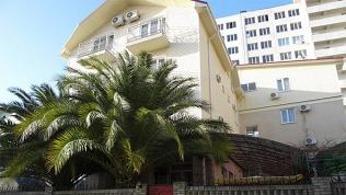 Отель «Райский уголок»