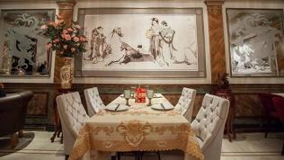 Ресторан «Лаки Чан»
