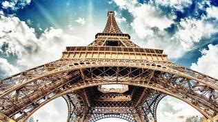 Тур во Францию в Париж