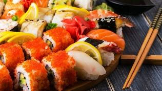 Доставка суши-сетов