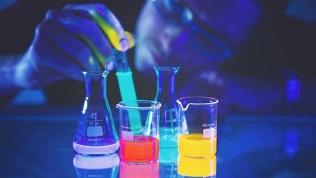 Клуб юных химиков