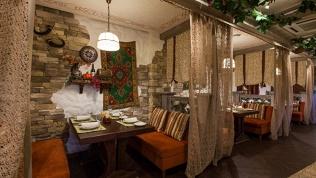 Ресторан «Гуливани»
