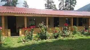Гостиница «Сосновый рай»