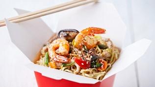 Коробочка wok