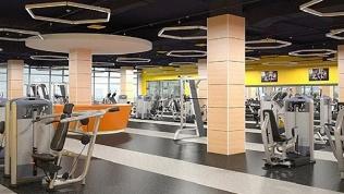 Абонемент в фитнес-центр