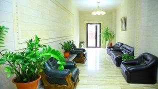Гостиница «Тихие сады»