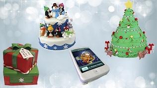 Заказ праздничного торта