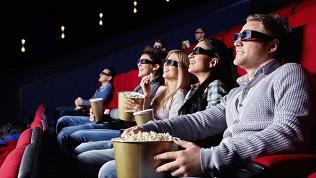 Билеты в кинотеатр