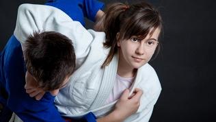 Занятия боевым искусством
