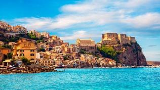 Тур в Италию, на Сицилию