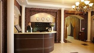Гостиница «Владимирская»