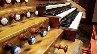 Билет на органный концерт