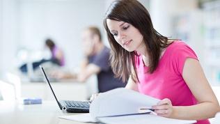 Обучение на онлайн-курсе